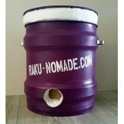 Four raku gaz 60 litres kit complet