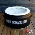 Rehausse 50 litres pour four raku à gaz