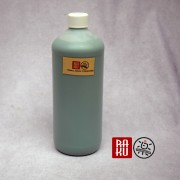 Email raku bleu turquoise 1 litre
