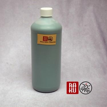 Email raku bleu foncé 1 litre