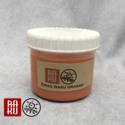 Email raku 135ml Orange