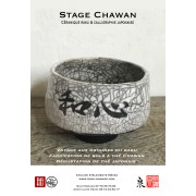 Stage raku Chawan date en prévision